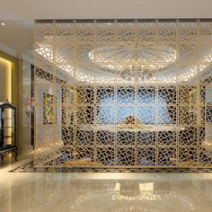 Partition Ideas For Your Home - jihanshanum House Design, Interior, Home, Apartment Interior, House Interior, Room Partition Designs, Lasercut Design, Decorative Room Dividers, Living Room Designs