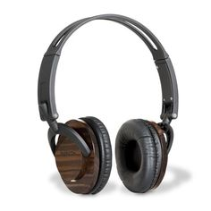 Music Headphones - Pin it :-) Follow us, CLICK IMAGE TWICE for Pricing and Info . SEE A LARGER SELECTION of music headphones at http://azgiftideas.com/product-category/music-headphones/  - gift ideas -   C Crane Co S40HP Senta 40 Premium Wooden Headphones with Detachable Fabric Cord and Carry Case