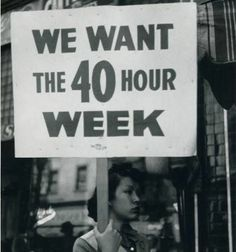 Protest for 40 hour workweek, San Francisco 1934 [716 x 766]