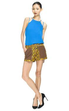 'Alex' Shorts from Rebecca Minkoff