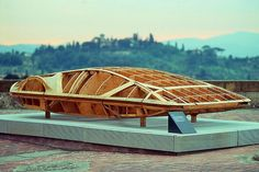 """spiriteddrivemagazine: """" """"This is the wooden buck used by Pininfarina to form the body of the Ferrari Modulo showcar for the 1970 Geneva Auto Show. Ferrari, Maserati, Automobile, Metal Shaping, Pt Cruiser, Motorcycle Design, Motorcycle Clubs, Automotive Design, Auto Design"""