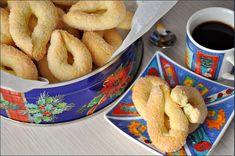 Итальянское печенье Торчетти.