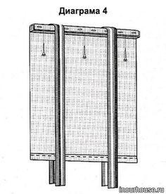 Предлагаем Вашему вниманию статью о том, как сделать рулонные шторы своими руками. Рулонные шторы — очень интересная, а главное — практичная деталь интерьера, позволяющая неплохо...