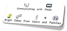 Communicating with iPads blog about nonverbal AAC use