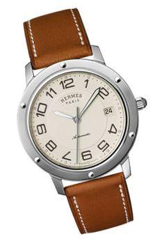 If she gets a Birkin, you deserve this. Clipper ($3,900) by Hermès, hermes.com