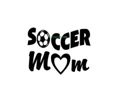 Soccer Wall Decal Vinyl Decal Car Decal CDS Vinyls - Soccer custom vinyl decals for car windows
