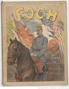 Foch..., collections Heure Joyeuse Paris numérisées dans Gallica