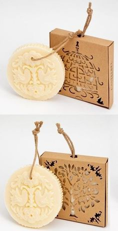 Love Birds Sabonetes Aromáticos | Aromatic  Soaps | Paper Cut  and Craft Boxes