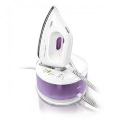 Steam Generating Iron Braun IS2044VIWH 1,3 L 2200W White Purple