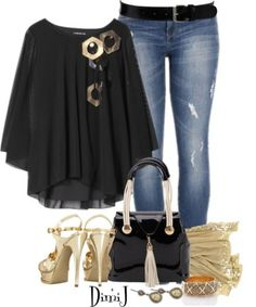 """""""Casual"""" by dimij ❤ liked on Polyvore"""