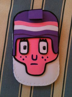 Enjuto Mojamuto Mobile Case by ~anapeig on deviantART