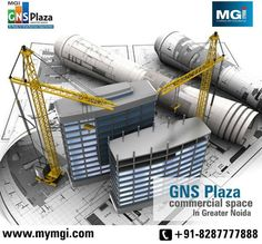 #MGIGNSPlaza is the successfully delivered #commercial project in Greater Noida by #MGIGroup. GNS PLAZA developed Delivered Commercial #Project In #GreaterNoida by Krishna Developers & Promoters ant it is an unique commercial #complex with unmatched #facilities of various sizes with all #comforts. See more @ http://www.mymgi.com/mgi-gns-plaza-delivered-commercial-project-in-greater-noida.html