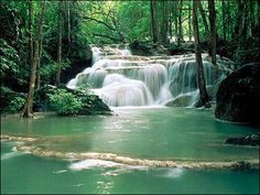 Affordable volunteering in Thailand with Travel to teach. Thailand volunteer programs including: English teaching, school restoration projects, temple teaching and summer camps Beautiful World, Beautiful Places, Beautiful Gorgeous, Beautiful Flowers, Relaxing Pictures, Waterfall Wallpaper, Beau Site, Les Cascades, Beautiful Nature Wallpaper