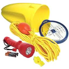 Fox 40 Classic Boat Safety Kit, Multicolor