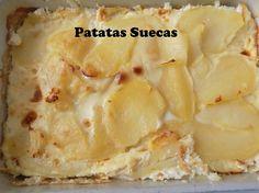 Patatas Suecas