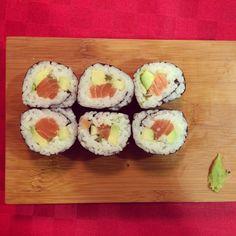Receta de Maki Sushi para principiantes