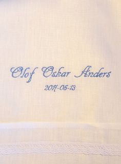 Baptism Gown, Christening Gowns, Embroidery Monogram, Embroidery Fonts, Embroidery Services, Old Dresses, Memories, Baptism Dress, Memoirs