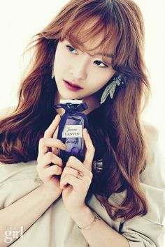 Kim Dasom 김다솜 for Vogue Girl
