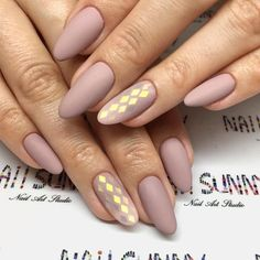 Matte Finish In A Combination With Beige Base And Sequins #beigenails #mattebeige #sequinsnails ❤️ Summer designs of all shades: black, red, white, pink, natural, ombre - all with the trendy matte top! ❤️ See more: https://naildesignsjournal.com/matte-nails-art-trendy-colors/ #naildesignsjournal #nails #nailart #naildesigns #mattenails #mattecolors #mattepolish #mattemanicure
