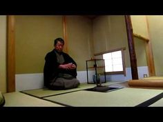 Traditions of Japan - Japanese Tea Ceremony - YouTube Koicha (thick tea), ro season (winter)