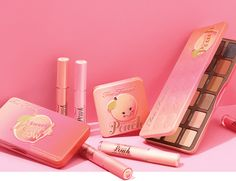 Sweet Peach Collection – Too Faced. OMG it's back! #tfsweetpeach #toofaced #sweetpeach