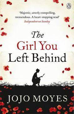 SheReads October, The Girl You Left Behind, Jojo Moyes