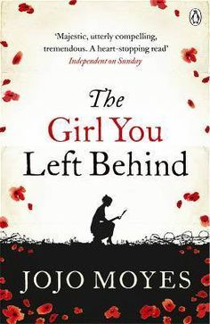 SheReads October, The Girl You Left Behind, Jojo Moyes