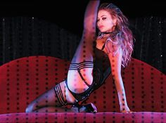 Dance Artistry at Crazy Horse Paris