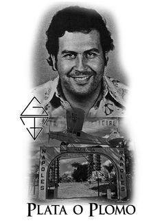 Pablo Emilio Escobar, Pablo Escobar Death, Pablo Escobar Poster, Don Pablo Escobar, Realistic Tattoo Sleeve, Tattoos Realistic, Full Sleeve Tattoo Design, Leg Sleeve Tattoo, Design Tattoo