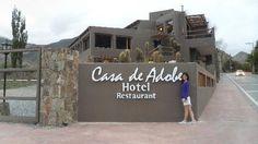 casa de adobe en Argentina Pumamarca