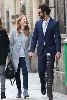 jessica chastain street style - Google Search