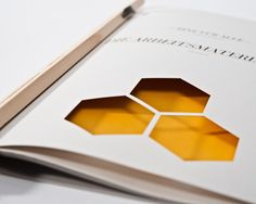 honeycomb die cut