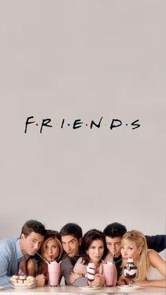 Tv: Friends, Friends Episodes, Friends Cast, Friends Moments, Friends Series, Wallpaper Free, Iphone Background Wallpaper, Wallpaper Quotes, Best Iphone Wallpapers