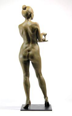 """Emily (alternate view)"" Brian Booth Craig - Louis K. Meisel Gallery"