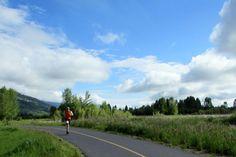 Jackson Hole Marathon http://www.runnersworld.com/bucket-list-races/bucket-list-10-small-town-marathons/bucket-list-10-small-town-marathons