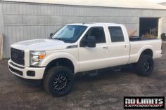 2011 Ford F-250 with Carli Suspension by No Limits Motorsport in Plainwell MI . Click to view more photos and mod info.