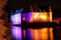 illumina 2013 – Lichterfest auf Schloss Dyck