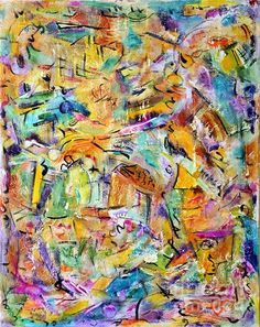"""A Bruised Reed, Chaline Ouellet Abstract, acrylic on gallery wrap canvas 24x30"""""""