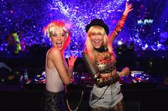 Miriam Nervo and Olivia Nervo (born February 18, 1987) are Australian DJs, musicians and songwriters, better known by their stage name NERVO.