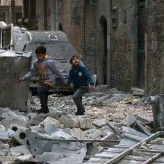 El trágico destino de los niños en Siria