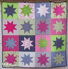Linnea Star Quilt-2 | Leslie Unfinished