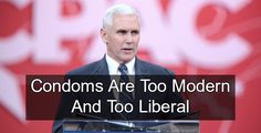 Mike Pence is a dangerous Christian extremist who wants creationism taught in public schools, believes the govt. should pay for gay conversion therapy, wants abstinence-only education...