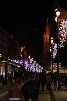SPAIN | Christmas in Seville, Spain