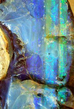 ✿ڿڰۣ(̆̃̃•Aussiegirl My favorite the beautiful Opal, Australia has the most gorgeous Opal to be found.