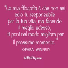 Ophra Winfrey #quote
