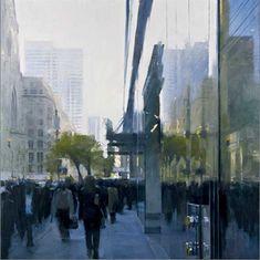 Ben Aronson : Painting Perceptions