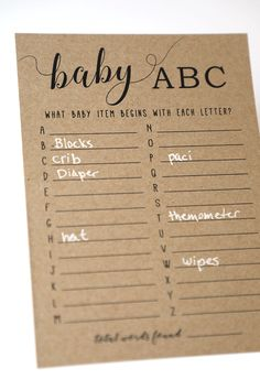 Baby shower games 399835273171154111 - Source by Texte Baby Shower, Otoño Baby Shower, Baby Shower Wording, Baby Shower Winter, Gender Neutral Baby Shower, Baby Gender, Baby Showers, Baby Shower Games Unique, Baby Shower Themes