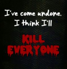 Kill Everyone - Hollywood Undead
