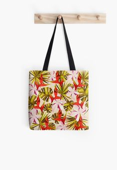 Buy 'Tropical Pattern' by VessDSign as a Graphic T-Shirt, Women's Chiffon Top, Contrast Tank, Graphic T-Shirt Dress, A-Line Dress, Sticker, iPhone Case/Skin, iPhone Wallet, Case/Skin for Samsung Galaxy, Poster, Throw Pillow, Floor Pillow, ...