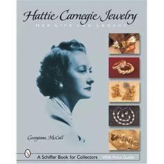 Hattie Carnegie Jewelry: Her Life And Legacy: Georgiana Mccall Vintage Costume Jewelry, Vintage Costumes, Vintage Jewelry, Vivre A New York, Jewelry Ads, Diy Jewelry, Fashion Jewelry, Jewellery, Walmart Jewelry